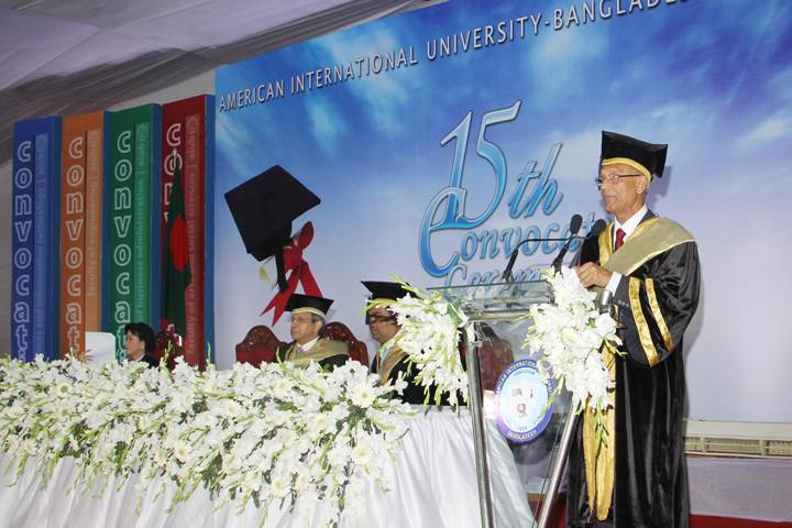 AIUB 15th Convocation13
