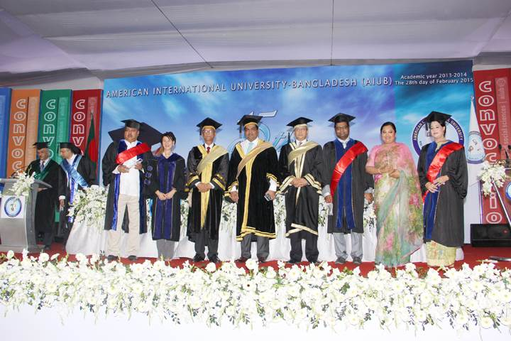 AIUB 15th Convocation14