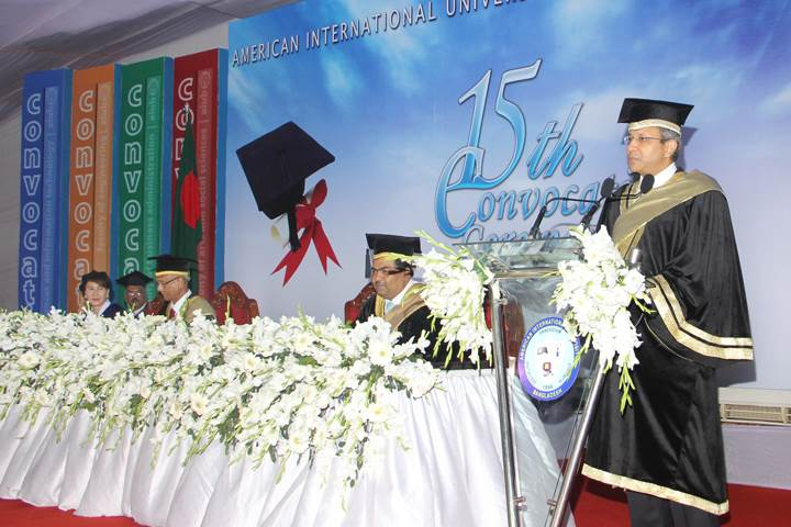 AIUB 15th Convocation4