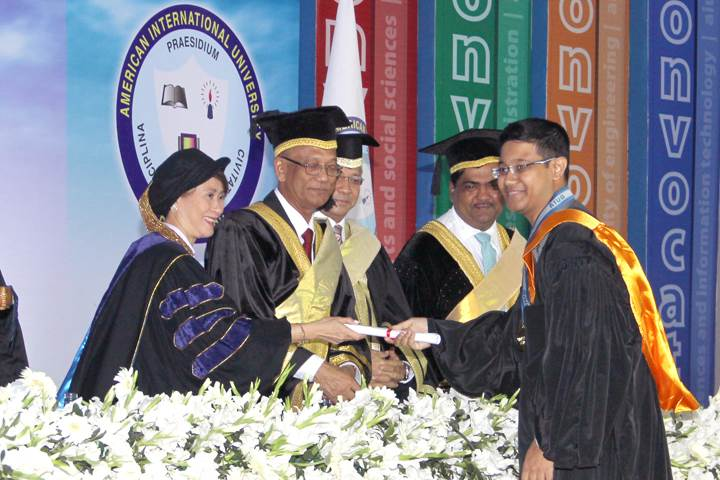 AIUB 15th Convocation5