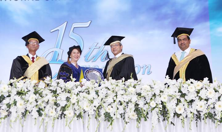 AIUB 15th Convocation9