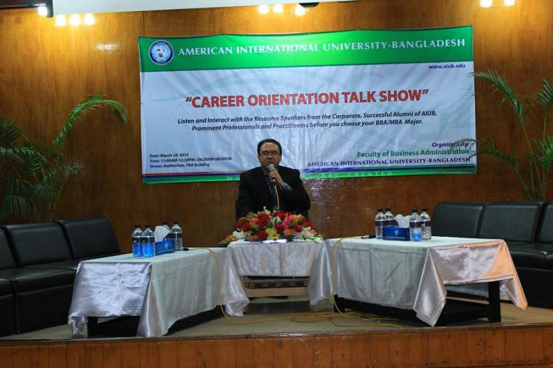 CAREER ORIENTATION TALK SHOW22