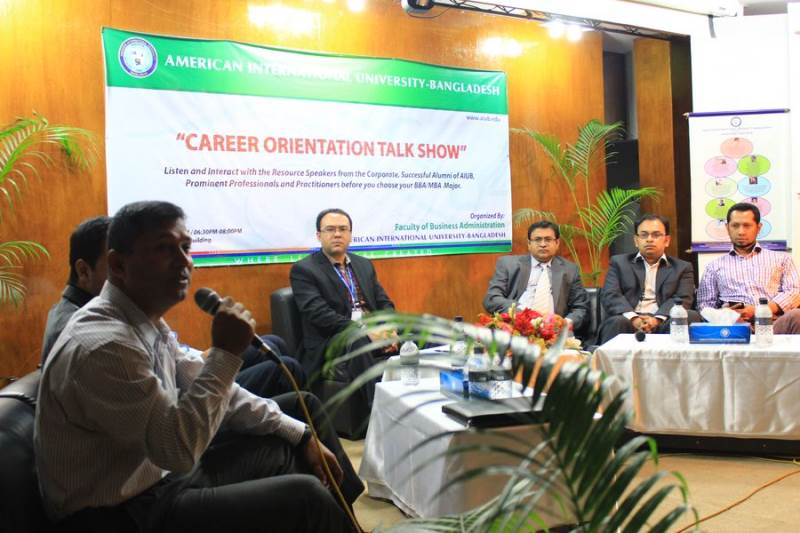 CAREER ORIENTATION TALK SHOW27