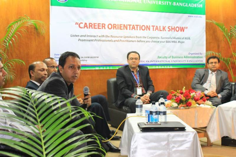 CAREER ORIENTATION TALK SHOW32