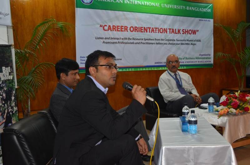 CAREER ORIENTATION TALK SHOW8