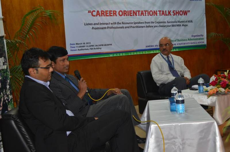CAREER ORIENTATION TALK SHOW9