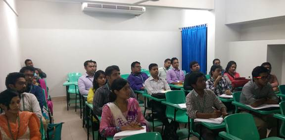 Guest Lecturer for Capital Budgeting [MBA] course of Finance students