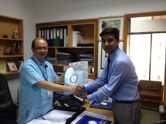 Proposed Collaboration with Kasem Bundit University(KBU), Bangkok, Thailand