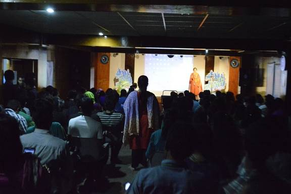 ROAD SHOW FOR TELENOR YOUTH SUMMIT 2014