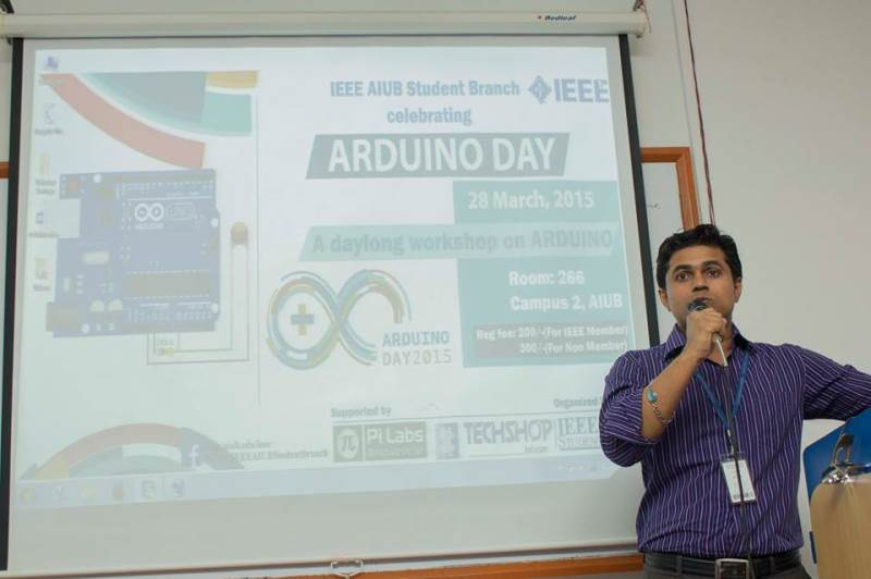 Workshop on Arduino1