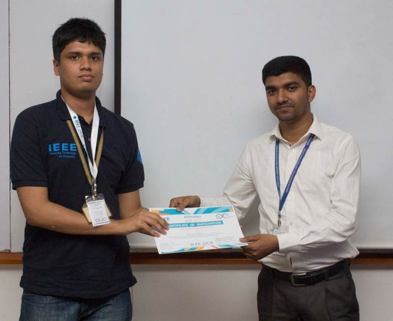 Workshop on Arduino10