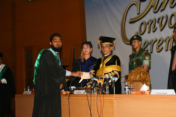 9th_Convocation_of_AIUB 5