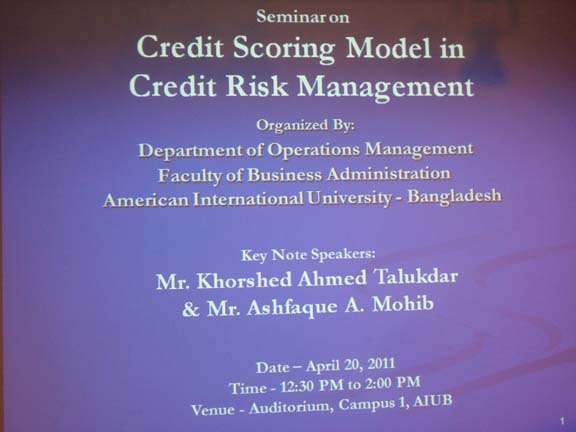 thesis on credit risk management