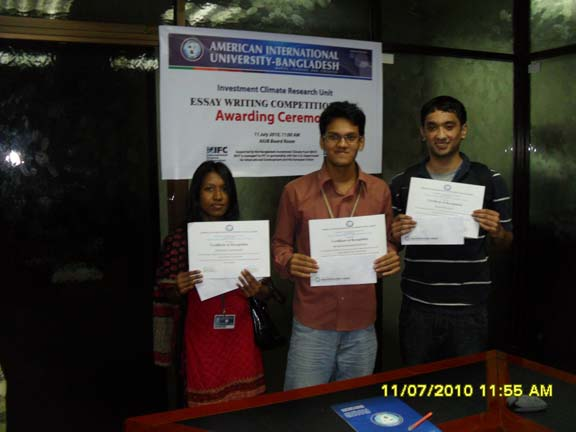 international essay writing competition 2010