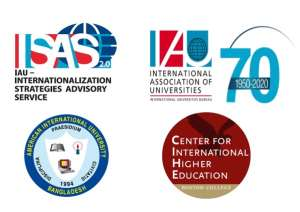 AIUB AN INTERNATIONAL PARTICIPANT IN ISAS IMPACT EVALUATION SURVEY 2020